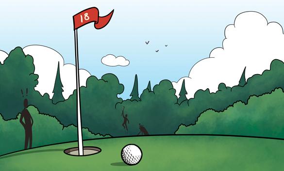 Annonce 2ème Trophée Golf